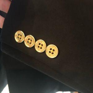 Lauren Ralph Lauren Jackets & Coats - Ralph Lauren Single Breasted Crest Blazer Size 12